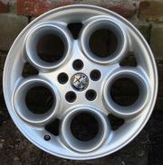 Литые диски R16 Alfa Romeo