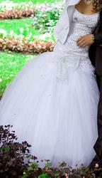 Продам роскошное свадебное платье СРОЧНО