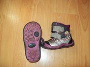 Ботинки осенние девичьи Kotofey