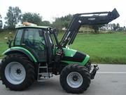 Продаю трактор deutz fahr 12O,  2009г