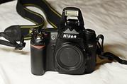 Продаю Nikon D80