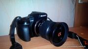 Sony a300   kit 18-70 f3.5-5.6