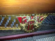 Пианино Koch & Korselt (конец 19-нач.20 века)