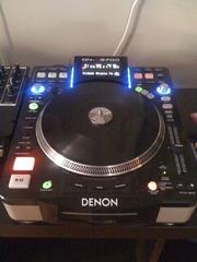 DJ проигрыватель CD DENON DN-S3700