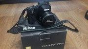 НОВЫЙ.СРОЧНО.Фотоаппарат Nikon Coolpix P500