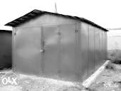 Продам металлический гараж на перенос  СРОЧНО !!!!!