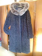 Продам пальто зимнее новое