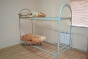 Продаём металлические кровати эконом-класса армейского образца