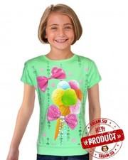 Новинки! Трикотажные детские футболки оптом