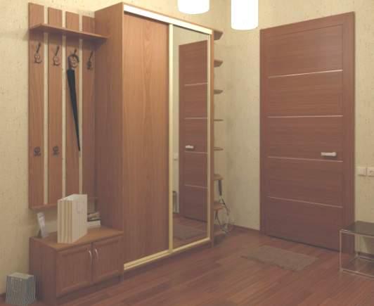 Мебель для прихожей - центр комфортных решений.