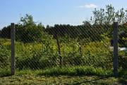 Забор из сетки рабица 1, 8 метра