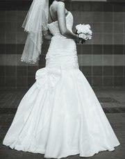 свадебное платье Vera Couture