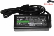 Блок питания для ноутбука Sony 19.5V 4.7A 90W. 6.0х4.4мм