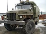 Автомобиль Урал-375ДМ,  Урал-375Д,  Урал-375А