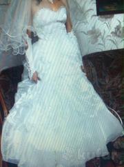 Свадебное платье,  срочно
