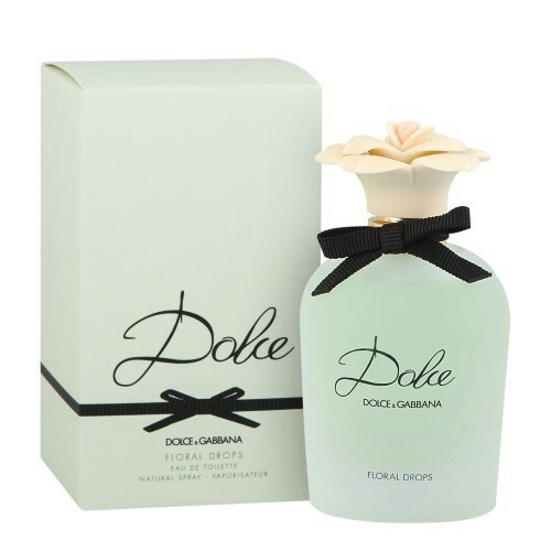 Dolce&Gabbana Floral Drops 50ml