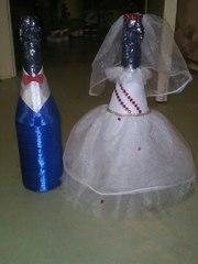 Свадебные товары. Ручная работа