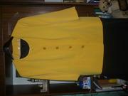 Эффектный новый немецкий костюм Жакет+платье.Р.54-56