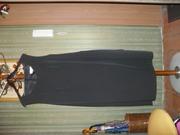 Элегантное чёрное платье. Р.54-56. Германия.