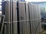 Столбы заборные от производителя