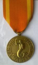 Польская медаль За Варшаву