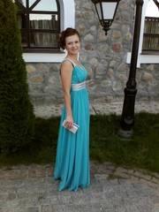 Вечернее платье элегантное состояние нового 46 размер