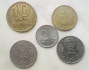 Монеты Венгерской республики
