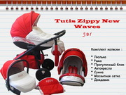 Коляска Tutis Zippy  New Waves 3 в 1