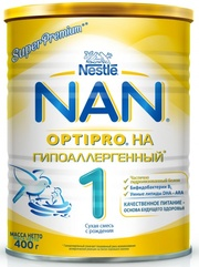 NAN OPTIPRO гипоаллергенный 1