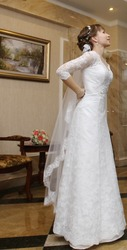 Продам свадебное платье Papilio
