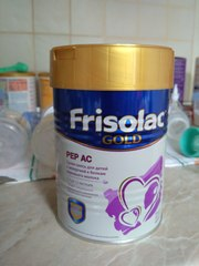 Продам лечебную смесь Frisolac Pep AC