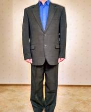 Костюм мужской размер 52 рост 176