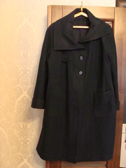 Пальто женское кашемировое  ELEMA
