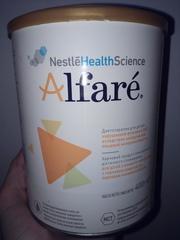 Детское питание Nestle Alfare,  35 рублей за упаковку