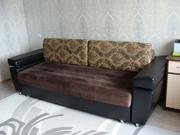Комфортный 3-х местный прямой диван-кровать