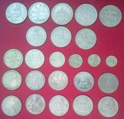 Советские монеты памятные и юбилейные