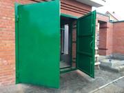 Металлические ворота (распашные,  откатные,  гаражные)