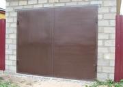Секционные и металлические гаражные ворота. Монтаж. Рассрочка