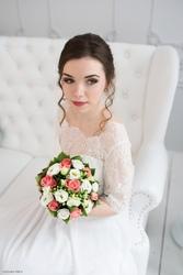 Продам Свадебное платье + подъюбник 150р