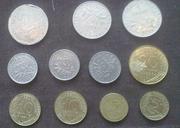 старые французские монеты