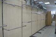 Торговое оборудование б/у для магазина одежды
