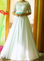Продается свадебное платье СРОЧНО!!