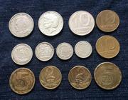Старые польские монеты распродажа