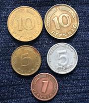старые монеты германские